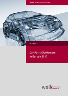 NEW! Car Parts Distributors in Europe 2017