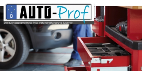 AUTO-Prof Businessplattform 2015