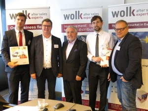 Pressekonferenz wolk after sales experts