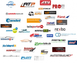 Car parts webshops in Germany